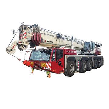 200t Terex Crane Hire