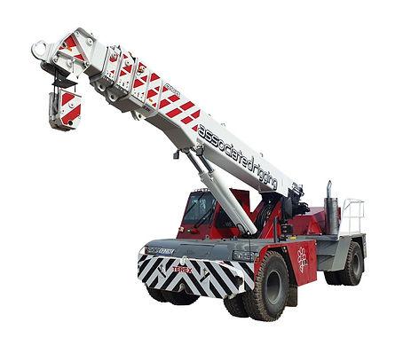 25t Terex Franna Crane hire Superlift