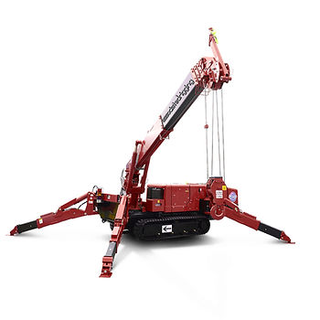 3t Maeda Mini Crawler Crane hire