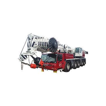 200t Liebherr Crane Hire