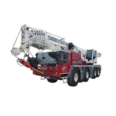90t Liebherr Mobile Crane hire