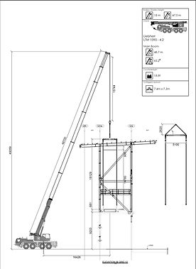Lift Plan Associated Rigging