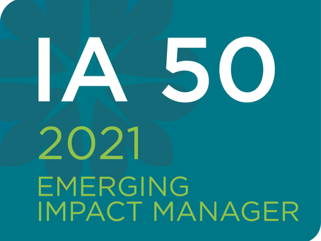 The De-carceration Fund Selected As An ImpactAssets 50 2021 Emerging Impact Manager
