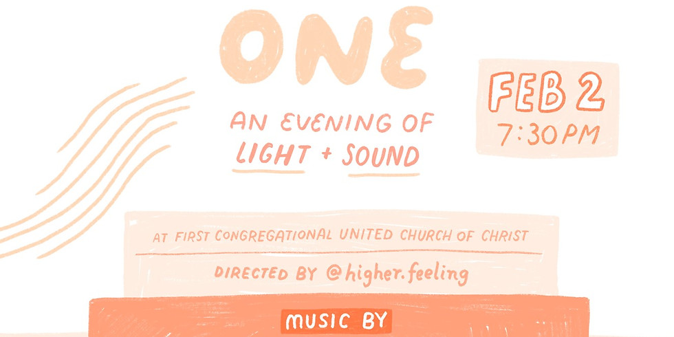 Channel One: An Evening of Light and Sound