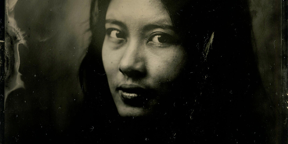 EYES: Seeing in Black + White Portraits by Song Heng
