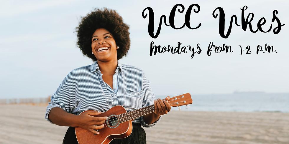 UCC Ukes: Wednesdays at 2:00 p.m.