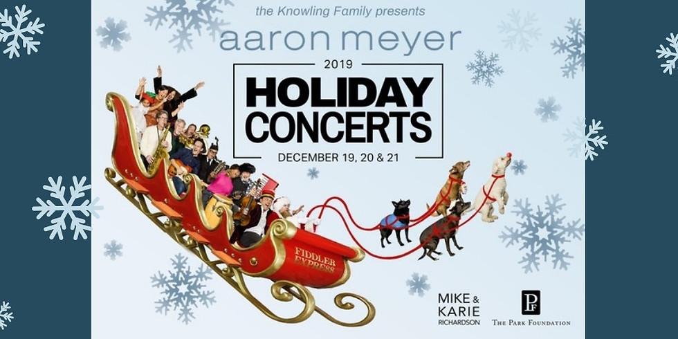 Aaron Meyer - 2019 Holiday Concert