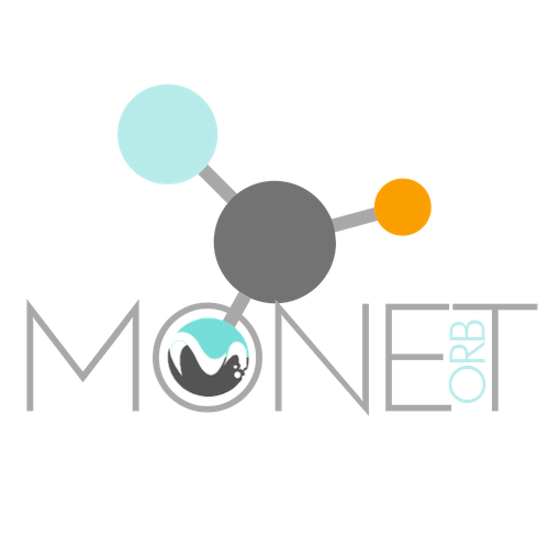 This is MONET (ORB) Token, official logo.
