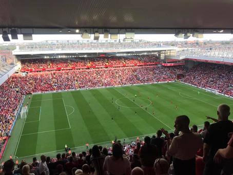 Row 71, Seat 61, Anfield Stadium