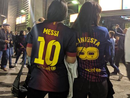 La Liga First Timers
