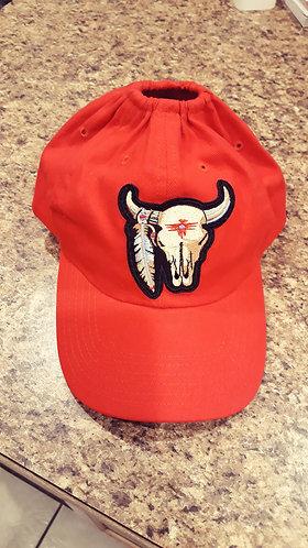 Bull/feather