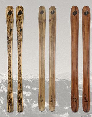 Ski nach Maß