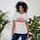 """Thumbnail: Roots Evolution """"Wildfire"""" T-Shirt - Red"""