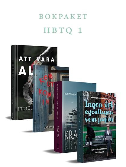 Bokpaket: HBTQ 1