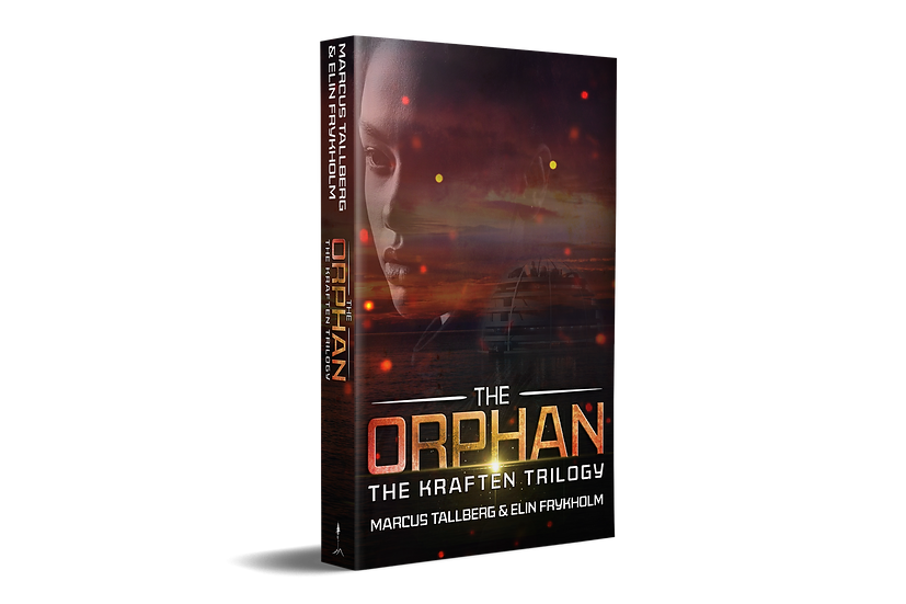 The Orphan (The Kraften Trilogy, Part 1)