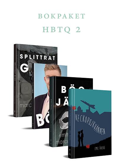 Bokpaket: HBTQ 2