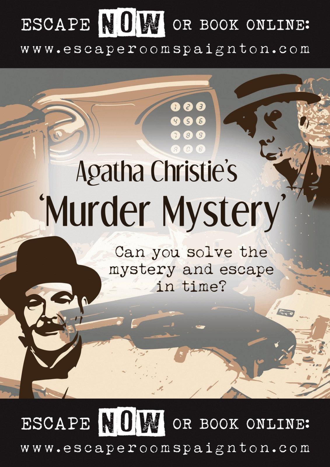 Agatha Christie Room £40 Deposit