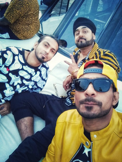 At Of Down Low with hit maker Manj Musik
