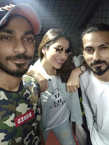 Amazing Studio Session with Sophie Choudry