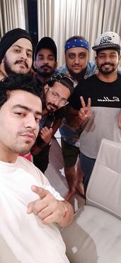 With KKG Gang