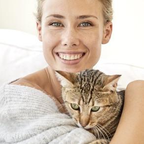 Cat Beauty: Die Schönheits-Tricks der Katzen