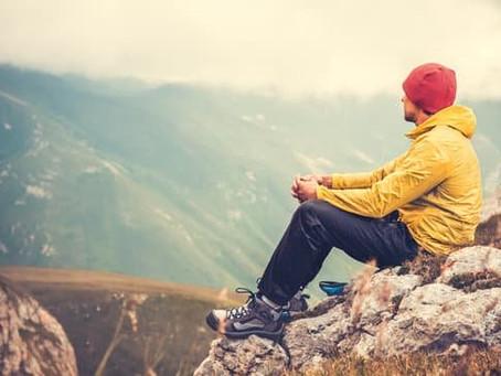 Solo-Abenteuer: Beruhige deinen Geist, nähre deine Seele.