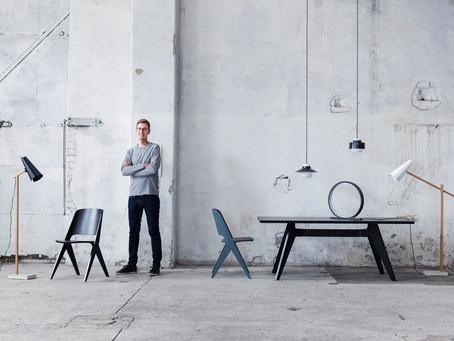 Interview mit dem Lampendesigner Timo Niskanen- dem Gründer von Himmee
