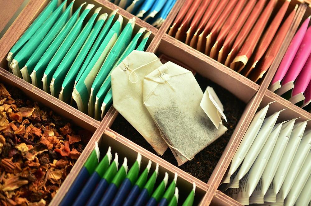 PURE! Das digitale Magazin - Mikroplastik in Teebeuteln: Das kommt mir nicht in die Tüte!