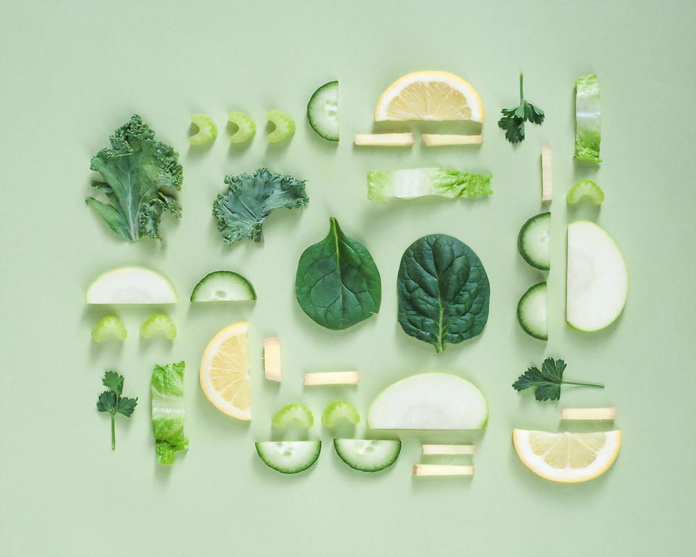 PURE! Das digitale Magazin - Achtsam und gesund: Heute fühle ich mich kräutergrün!