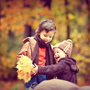 Achtsam mit Kindern die Natur erleben