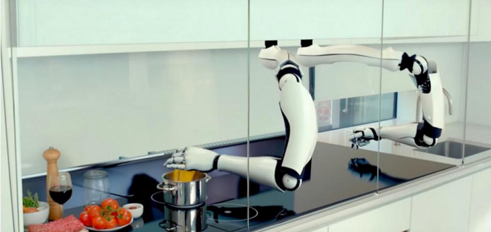 PURE! Das digitale Magazin: Die Küche der Zukunft: Wie Technologien unser Essen verändern