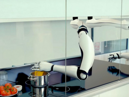 Die Küche der Zukunft: Wie Technologien unser Essen verändern