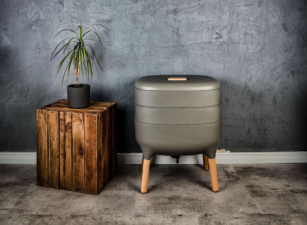 PURE! Das digitale Magazin - Selber Kompostieren: Wurmkomposter für Zuhause