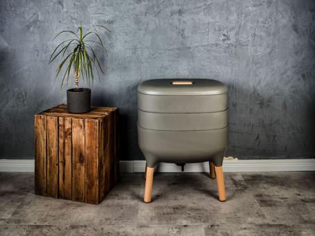 Selber Kompostieren: Wurmkomposter für Zuhause
