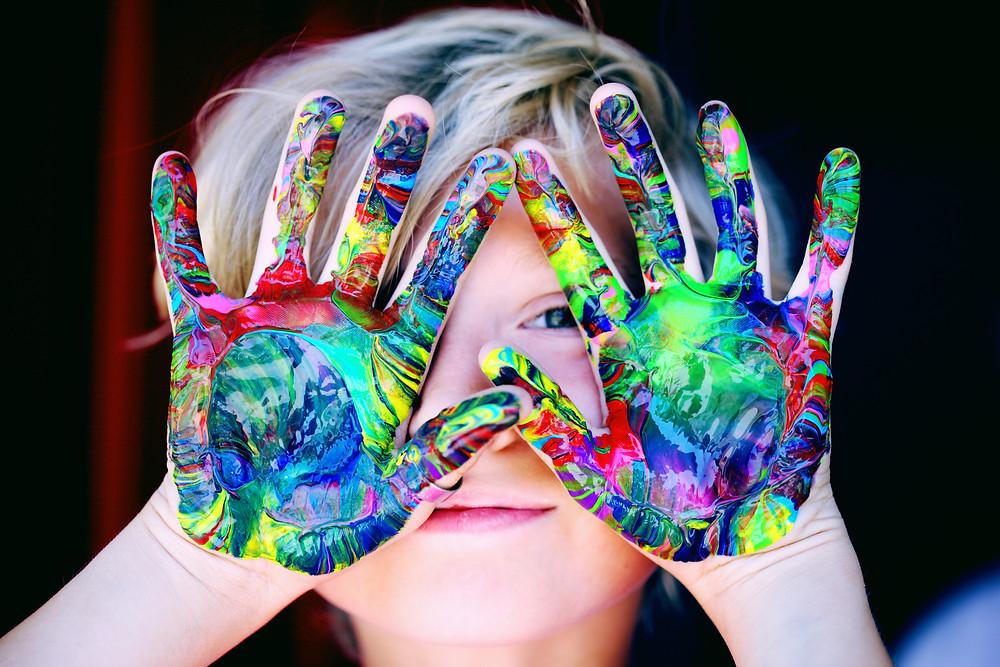 PURE! Das digitale Magazin  Die Psychologie der Farben: Wie Farben auf uns wirken