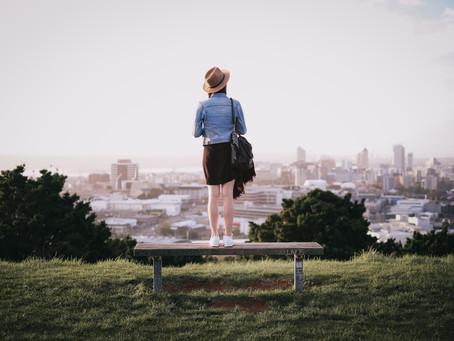 Achtsamkeit: Die Stadt als Kopfkino