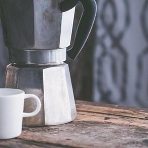 Espressokannen-Meditation
