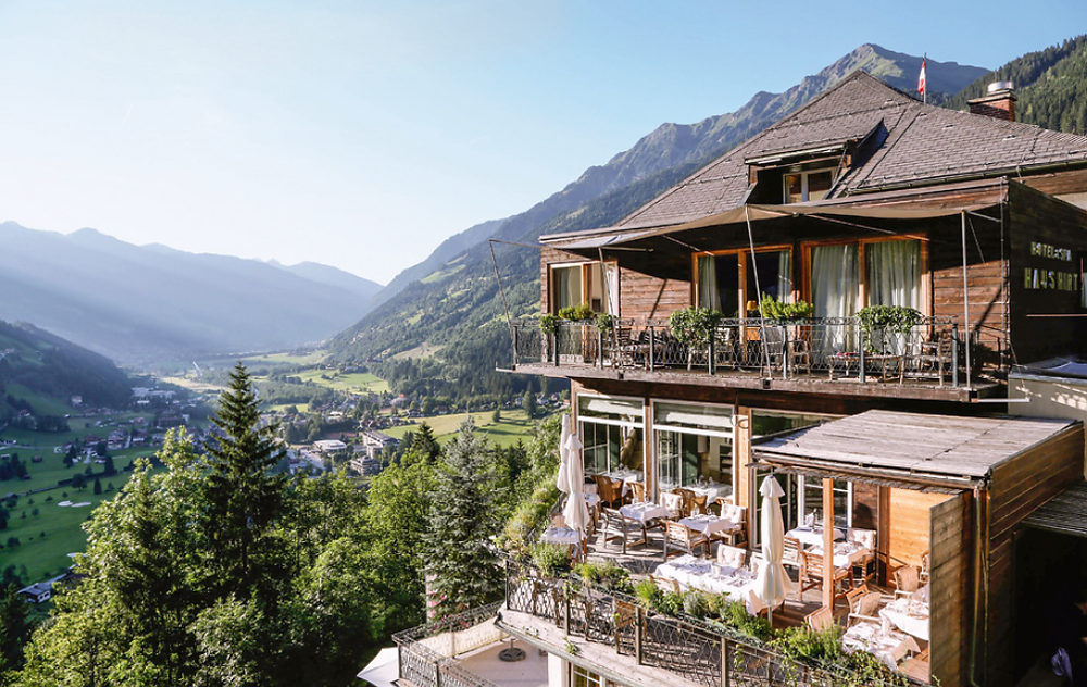 PURE! Das digitale Magazin - Slow Travel: Haus Hirt- Alpine Spa & Designhotel für Familien in Bad Gastein