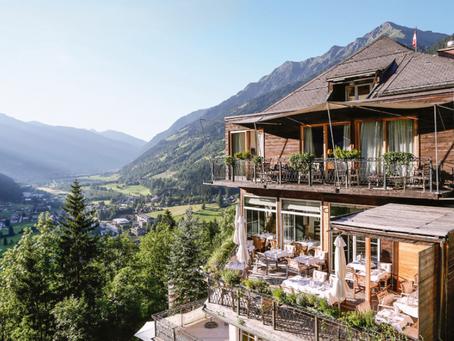 Haus Hirt: Alpine Spa & Designhotel für Familien in Bad Gastein