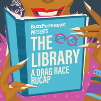 The Library: A Drag Race RuCap