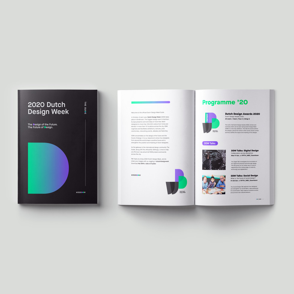 DDW Booklet