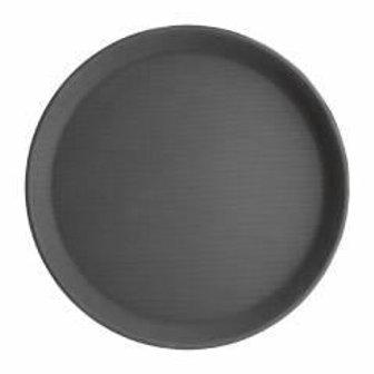 Black Non-Slip Tray
