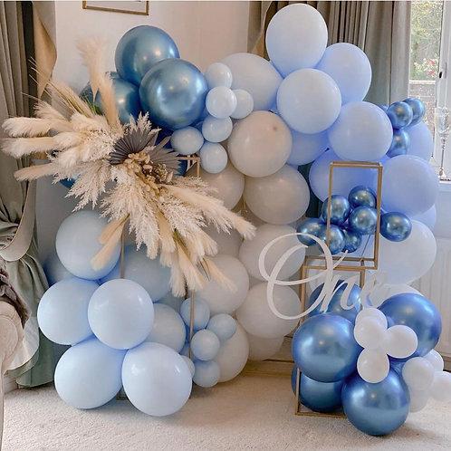 Boho Cube Balloons