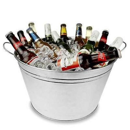 Ice Bucket & Tongs