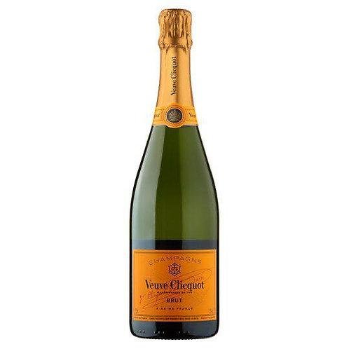 Verve Cliquot Champagne 6 x 75 ml