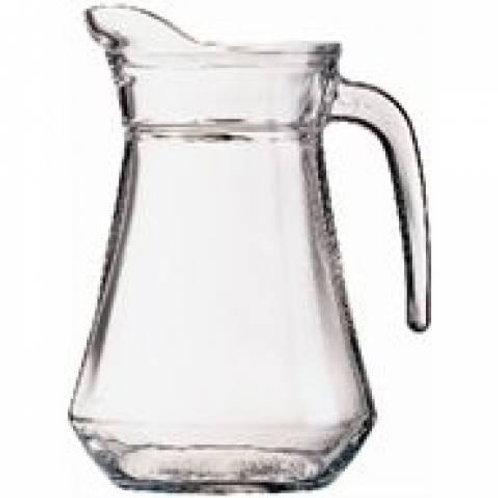 Glass Jugs x 6