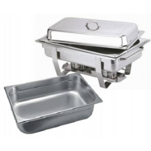 Chaffing Dish Set with Fuel