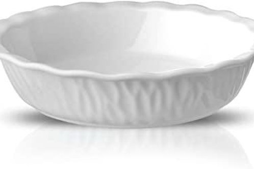 Large White Platters x 5