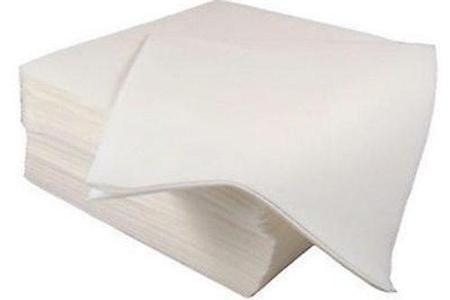 Air-laid Luxury White Napkins x 50