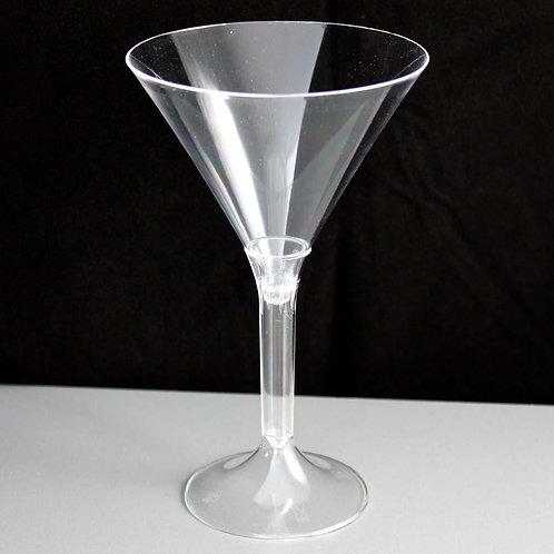 Martini Glasses x 12